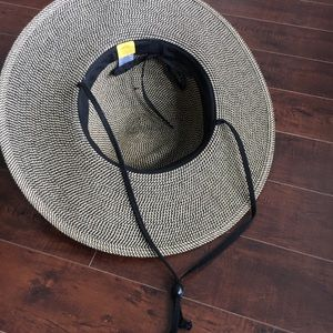 Accessories - SPF 50 wide brim adjustable size hat ff49c1131c7b